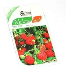 Special planting grass seed doll brand - Ornamental Strawberry