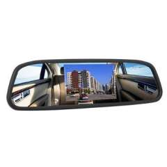 4.3 Inch Color TFT LCD Display Screen Car Parking Rear View Reverse Mirror Monitor for Camera