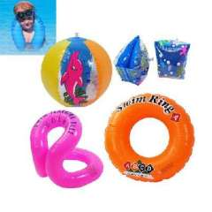 Water smiling Value Swimming Po three-piece - Children type