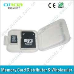 Micro sd 2G Memeory Card (TF Card)+ adapter