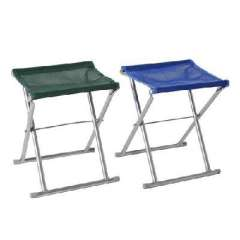 Large breathable mesh high strength Mazar / folding chairs / fishing stool | Random Color