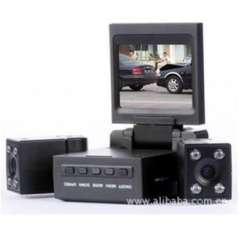 H3000 2.0 inch TFT LCD Car Dual Cameras