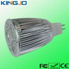 Outstanding design 6w mr16 led spot (CE, FCC, ROHS)