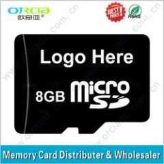 Real capacity Micro SDHC \ TF Card \ Mobile card