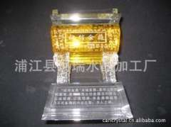 Factory outlets | Crystal tripod | Various specifications of Crystal tripod | Golden integrity Moss Crystal top wholesales