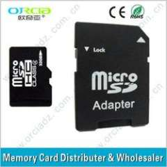 wholesale micro sd card adater good qualtiy sd card adapter