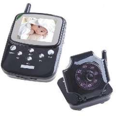 2.4GHz Wireless | infrared | Camera + 2.2 inch | LCD | Receivers | Rechargeable