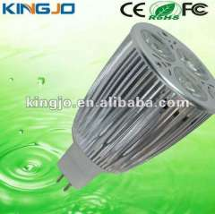 MR16 or GU10 High power 2W*3 High Qaulity Led spot light