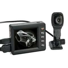 1080P HD Car\Vehicle Video Camcorder DVR with External Camera 120 degree