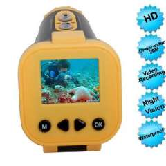 RD900 diving camera | HD wide-angle night vision | underwater 20 meters | diving helmet camera recorder