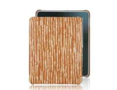 Bamboo Pattern Plastic Back Cover\Case for Apple iPad