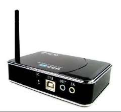 2.4G Wireless USB 2.0 4-way | DVR Monitor collector / USB capture box