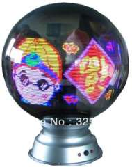 Free shipping LED digit Mira ball 500MM 48Pixels LED Miraball, Mira ball for advertising, Holiday Gifts