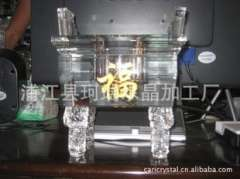 Factory outlets | Crystal tripod | enrichment Crystal tripod | Integrity Crystal tripod crafts gifts custom