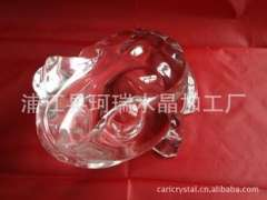 Supply | 3D engraving crystal frog | large crystal frog crafts ornaments | Lucky crystal frog