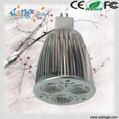 Super brightness MR16 6w led spot with CE\FCC\ROHS