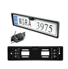 Wholesale Europe car license plate frame CMOS camera