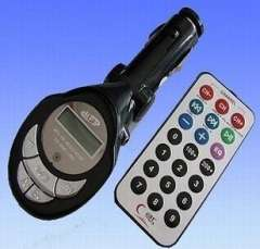 Wholesale FM car MP3 transmitter