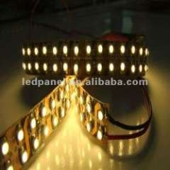 12V Pure White 5M 300LED smd flexible led strip 5050 super bright with nonwaterproof\waterproof IP65