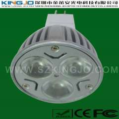 3W LED Ceiling Spotlight with MR16 Base