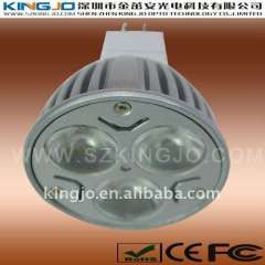 Low Power 3W MR16 LED Spotlight