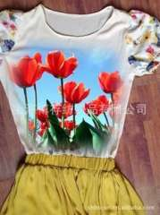 Clothing pieces digital printing | sublimation printing proofing quality assurance