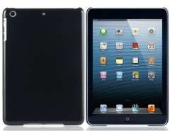Mirrored Protective Back Cover for iPad Mini (Black)