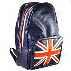 2013 new Union Jack British flag shoulder bag men and women casual backpack schoolbag computer bag Europe