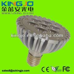 Led Par Light 7W Par Light CE\ROHS\FCC Par 38 Led Grow Light