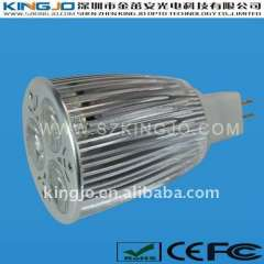 6W LED Ceiling Spotlight with MR16 Base