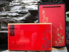 Da Hong Pao tea packaging | wooden fragrance Yayun series | modern amenities