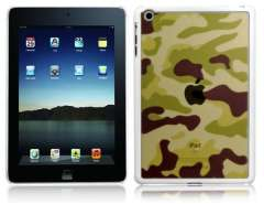 Camouflage Plastic Protective Case for iPad Mini