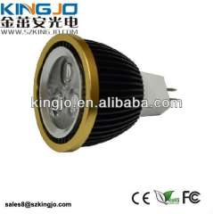 Led Spot Lighting 4W Spot light CE\ROHS\FCC(KJ-SL4W-E02)