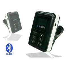 Wholesale In Car MP3 WMA USB SD Card Player Hands Free Call Bluetooth FM Transmitter Kit