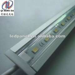 Samsung\LG width: 6mm Aluminium profile + PC cover 5630 led strip