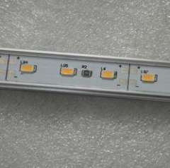 PC board warm white smd5630 LED rigid bar