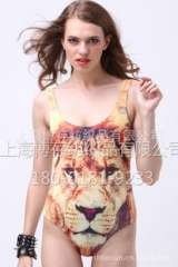 Digital printing swimsuit, cap sublimation printing, dye-sublimation printing football clothes
