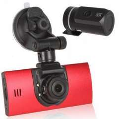 Wholesale GPS-IN Dual Camera Car DVR Video Record