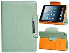 Kalaideng Faux Leather Protective Case for iPad Mini (Green)