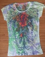 Men and women T-shirt printing | garment pieces Digital printing | heat transfer | designs | free proofing