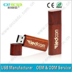 wooden\bamboo\walnut usb flash drive wooden 8GB price less than $4.6 promotional original chip