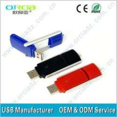 New plastic usb flash drive with password protect function