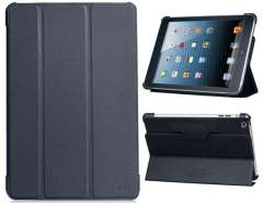Kalaideng Faux Leather Protective Case for iPad Mini (Black)