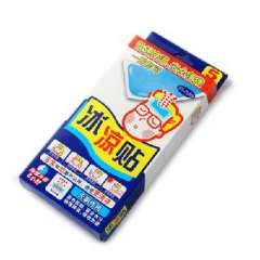 Genuine TO-PLAN cool stickers / cooling paste / cooling paste | refreshing | 5 pcs