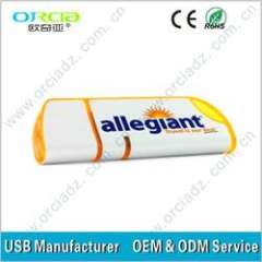 Latest full capacity usb flash disk with manufactory price
