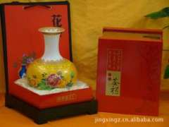 Tea Muhe | Blossoming series | Red GM | upscale atmosphere | National Tea Ceremony