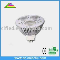 High Power LED Spot Lamp 3*1W