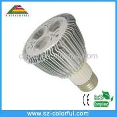 Cree dimmable led spotlights PAR20