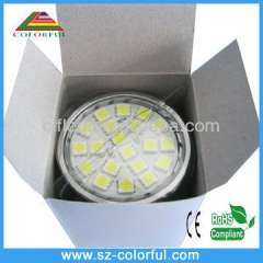 GU10 20SMD5050 led spotlight 3w