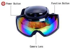 720P Camera Skiiing Goggles Video Sports Sunglasses DVR